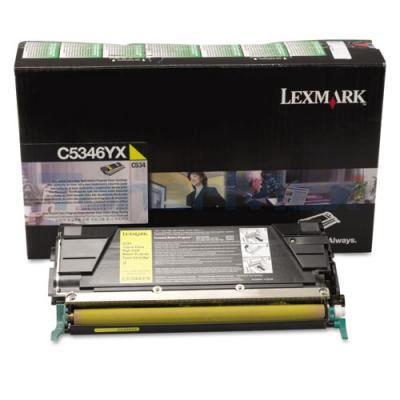 LEXMARK C534 RP TONER YELLOW TAA 7K